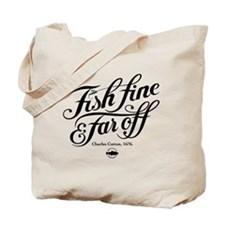 'Fish Fine' Tote Bag