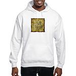 Celtic Letter B Hooded Sweatshirt