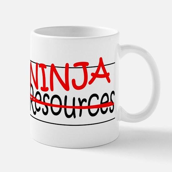 Job Ninja HR Mug