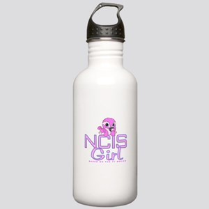NCIS Girl Stainless Water Bottle 1.0L