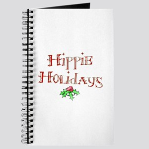 Hippie Holidays Christmas Journal