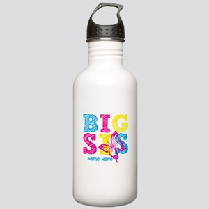 Butterfly Big Sis Stainless Water Bottle 1.0L