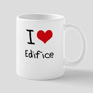 I love Edifice Mug