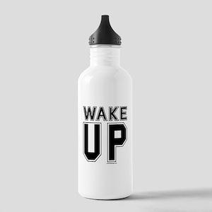 Wake Up! Water Bottle