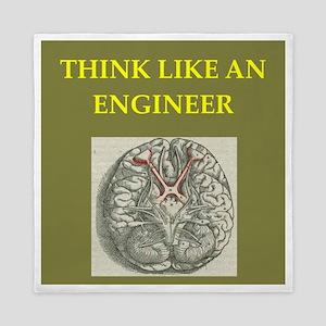 engineering Queen Duvet