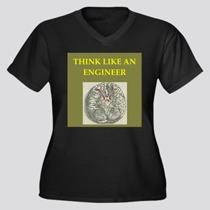 engineering Plus Size T-Shirt