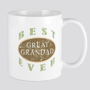 Best Great Grandad (Vintage) Mug