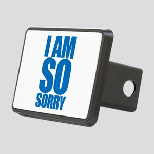 I am so sorry. Big apology. Hitch Cover