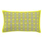 White Honeycomb Pillow Case
