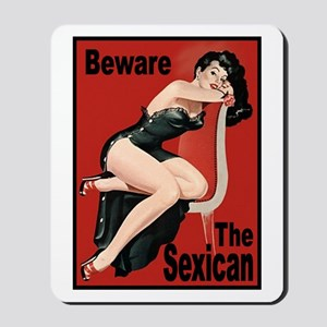 The Sexican Mousepad