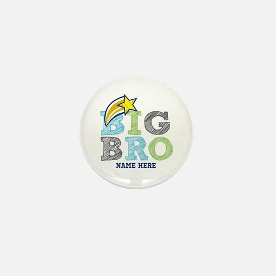 Star Big Bro Mini Button