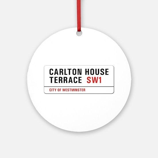 Carlton House Terrace, London - UK Ornament (Round