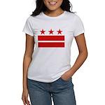 Three Stars and Two Bars Women's T-Shirt