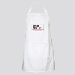 Savile Row, London - UK BBQ Apron