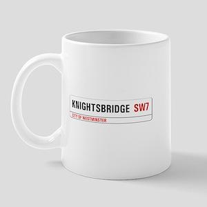 Knightsbridge, London - UK Mug