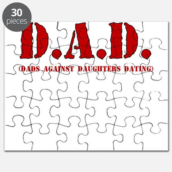 DAD DADS AGAINST DAUGHTERS DATING Puzzle