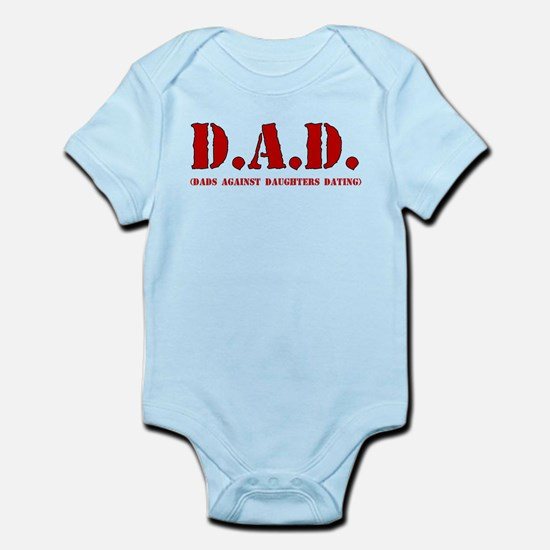 DAD DADS AGAINST DAUGHTERS DATING Body Suit
