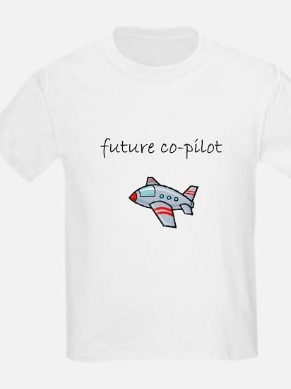 future co-pilot.bmp T-Shirt