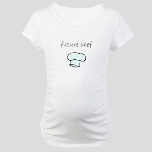 future chef Maternity T-Shirt