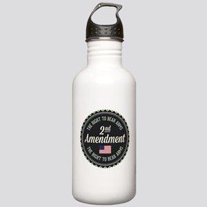 Second Amendment Water Bottle