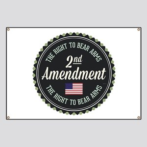 Second Amendment Banner