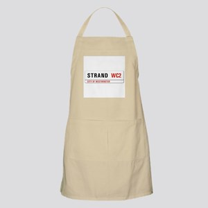 Strand, London - UK BBQ Apron