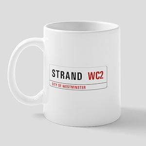 Strand, London - UK Mug