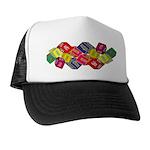 Number One Numero Uno Trucker Hat
