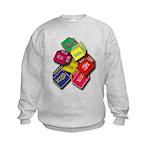 Number One Numero Uno Kids Sweatshirt