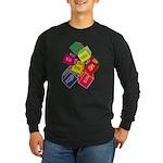 Number One Numero Uno Long Sleeve Dark T-Shirt