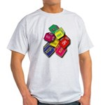 Number One Numero Uno Light T-Shirt