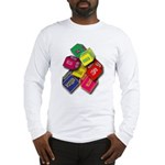Number One Numero Uno Long Sleeve T-Shirt