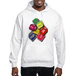 Number One Numero Uno Hooded Sweatshirt
