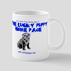 The Lucky Puppy Mug