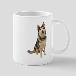 Alaskan Husky Mug
