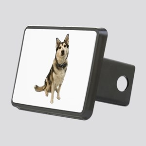 Alaskan Husky Rectangular Hitch Cover
