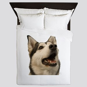 The Alaskan Husky Queen Duvet