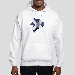 Scotland's Littlest Warrior Hooded Sweatshirt