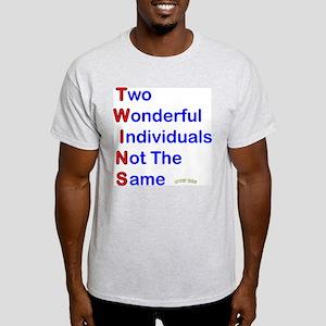 Looney Twins T-W-I-N-S T-Shirt