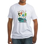 KSER Fitted T-shirt - 20th Anniversary Edition