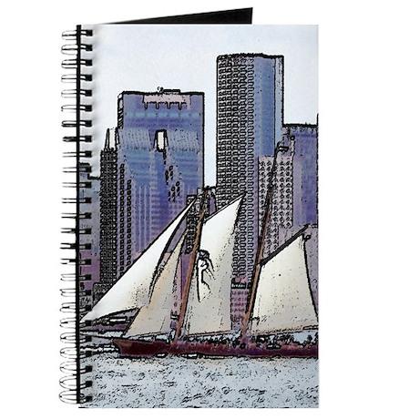 Sailboat Escape Journal