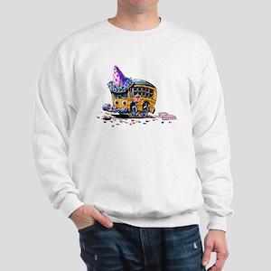 Party Bus Sweatshirt