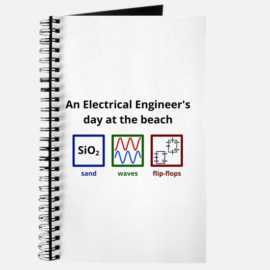 An Electrical Engineers day at the beach Journal