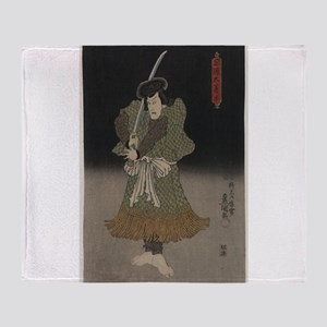 Kunisada Utagawa - Akugenta Yoshihra - 1848 - Wood