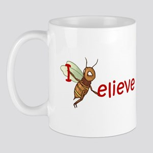 I BEElieve Mug