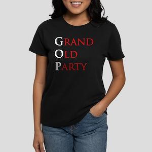 Grand Old Party (GOP) Women's Dark T-Shirt
