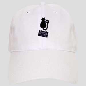 Cat Lady Baseball Cap
