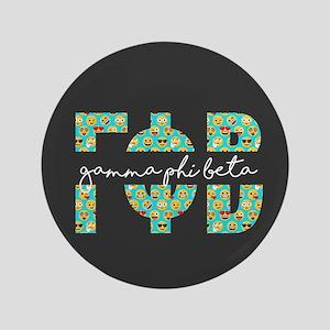 Gamma Phi Beta Letters Emoji Button