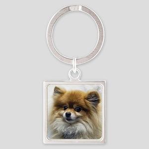 Pomeranian Cutie Keychains