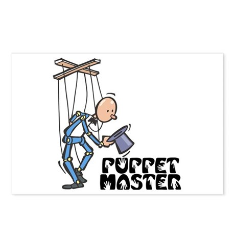 Puppet Master - Postcards (Package of 8)